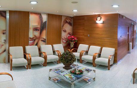 instalaciones clinica ortodoncia menendez en granada