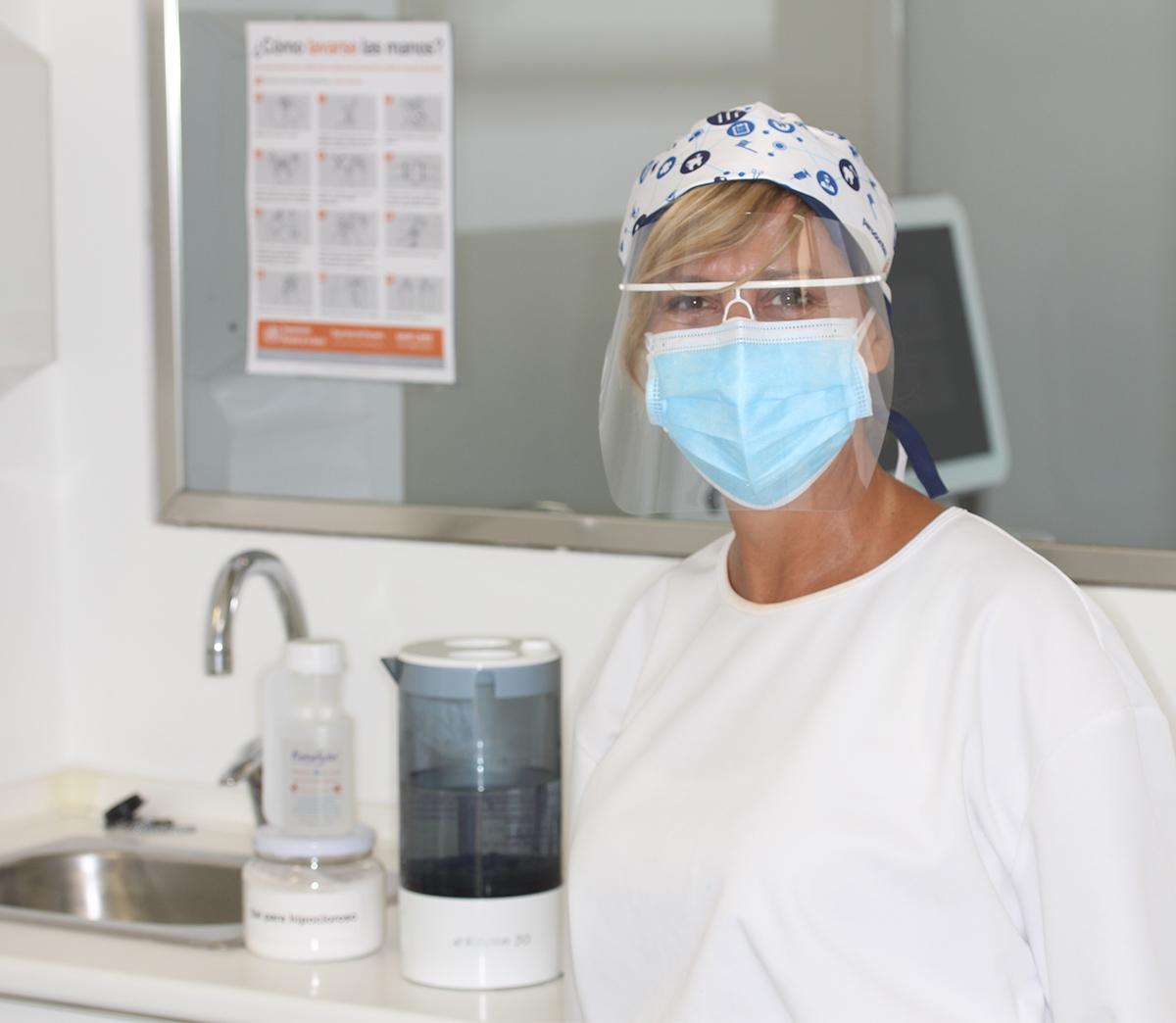 seguridad esterilización